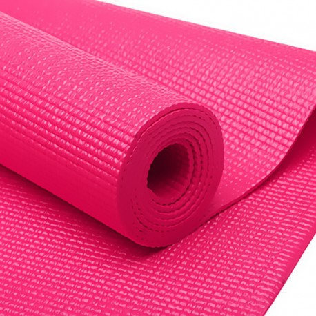 Tapete para Yoga Rosa 4 mm
